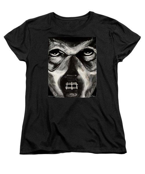 Hannibal Women's T-Shirt (Standard Cut) by Dale Loos Jr