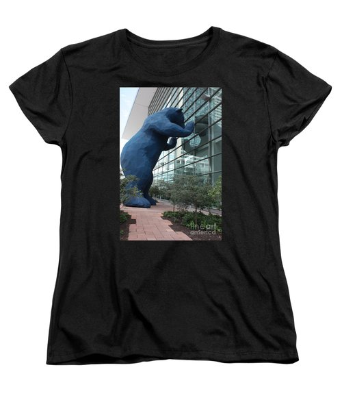 I See What You Mean Women's T-Shirt (Standard Cut) by David Bearden