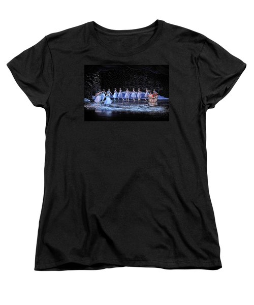 The Nutcracker Women's T-Shirt (Standard Cut) by Bill Howard