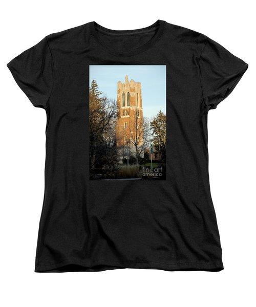 Time Women's T-Shirt (Standard Cut) by Joseph Yarbrough