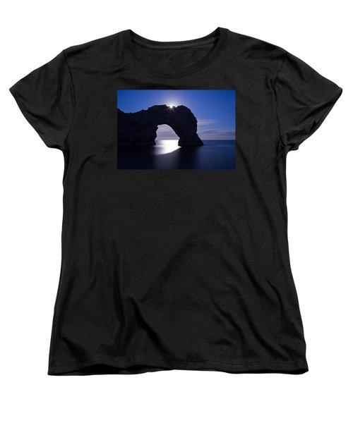 Under The Moonlight Women's T-Shirt (Standard Cut)