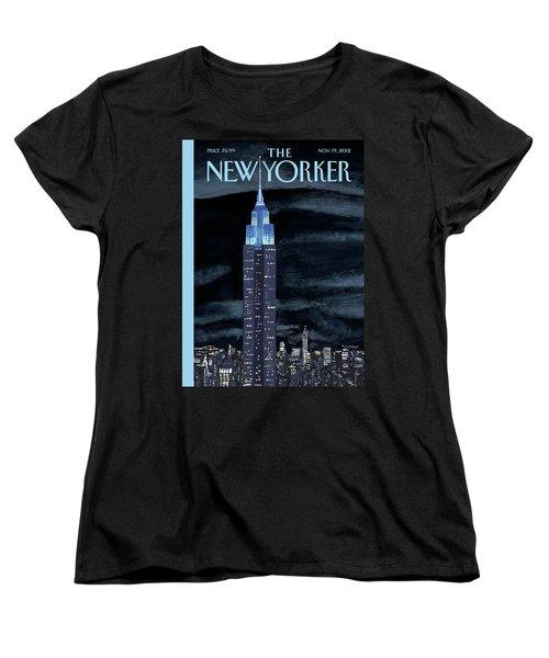 New Yorker November 19th, 2012 Women's T-Shirt (Standard Cut)