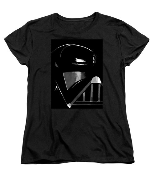Vader Women's T-Shirt (Standard Cut) by Dale Loos Jr