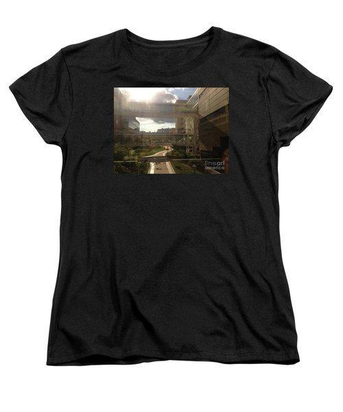 Bridge Women's T-Shirt (Standard Cut) by Joseph Yarbrough