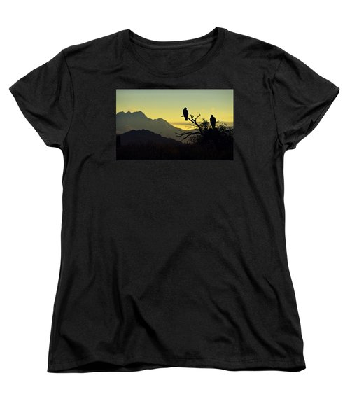 By Dawn's Early Light  Women's T-Shirt (Standard Cut)