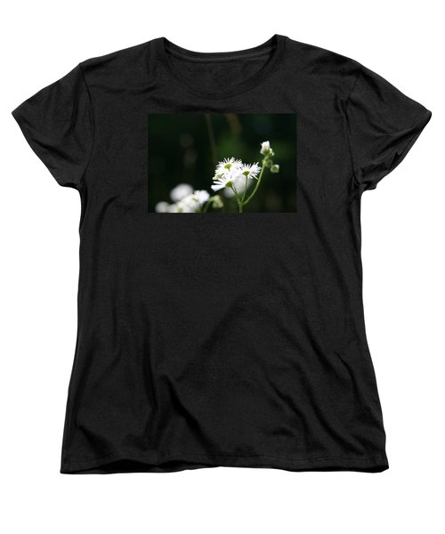 Women's T-Shirt (Standard Cut) featuring the photograph Enlightened  by Neal Eslinger