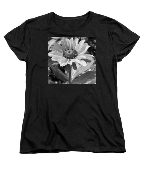 Women's T-Shirt (Standard Cut) featuring the photograph Just A Flower by Janice Westerberg