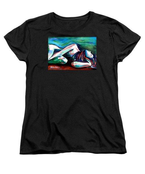 Silent Solitude Women's T-Shirt (Standard Cut)