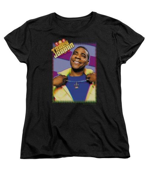 30 Rock - Tracy Jordan Women's T-Shirt (Standard Cut) by Brand A
