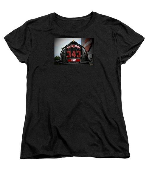 343 Women's T-Shirt (Standard Cut) by Susan  McMenamin