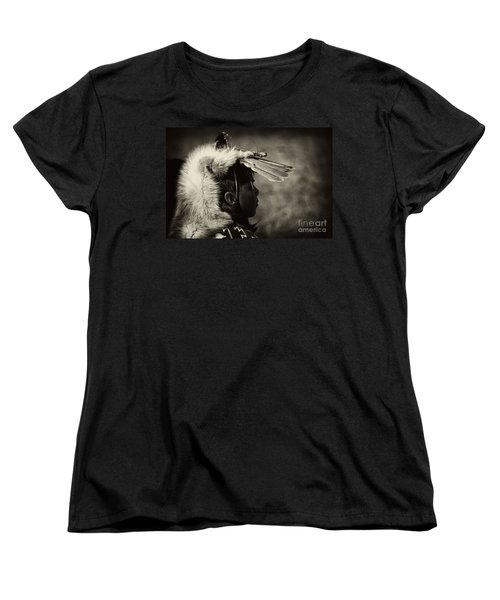 4 - Feathers Women's T-Shirt (Standard Cut) by Paul W Faust -  Impressions of Light