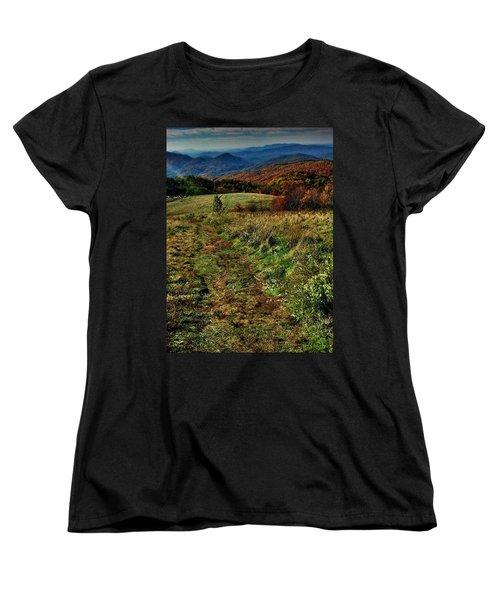 Max Patch Women's T-Shirt (Standard Cut) by Janice Spivey