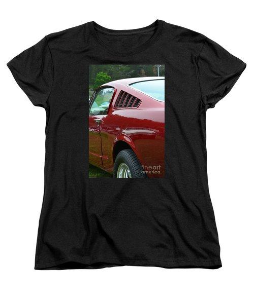 Classic Mustang Women's T-Shirt (Standard Cut) by Dean Ferreira
