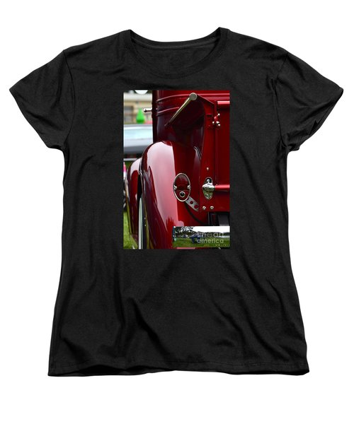 Classic Chevy Pickup  Women's T-Shirt (Standard Cut) by Dean Ferreira