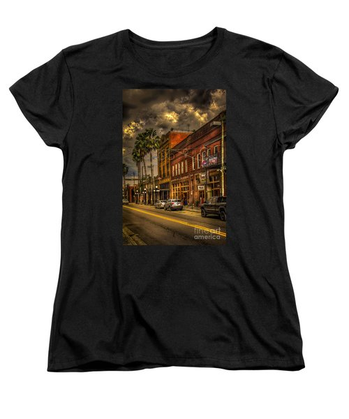 7th Avenue Women's T-Shirt (Standard Cut) by Marvin Spates