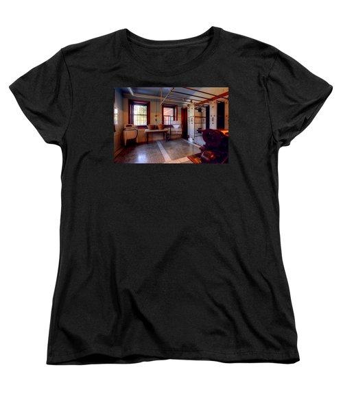Glensheen Mansion Duluth Women's T-Shirt (Standard Cut) by Amanda Stadther