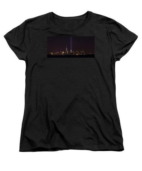 9.11.2014 Women's T-Shirt (Standard Cut) by Kenneth Cole