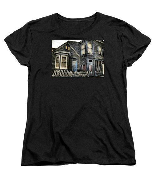 A Bygone Era Women's T-Shirt (Standard Cut) by Ellen Heaverlo