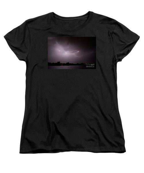 A Heart From Heaven Women's T-Shirt (Standard Cut) by Quinn Sedam