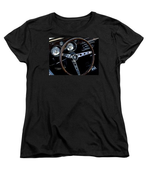 A Work Of Art Women's T-Shirt (Standard Cut) by Tara Lynn