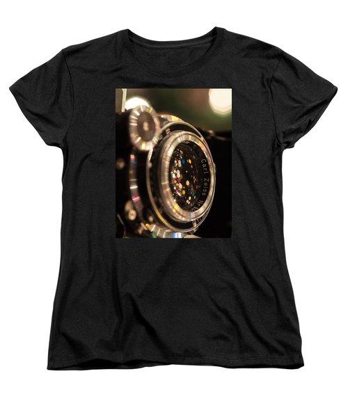 A Zeiss Christmas Women's T-Shirt (Standard Cut) by Aaron Aldrich
