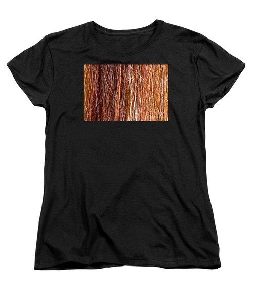 Ablaze Women's T-Shirt (Standard Cut) by Michelle Twohig