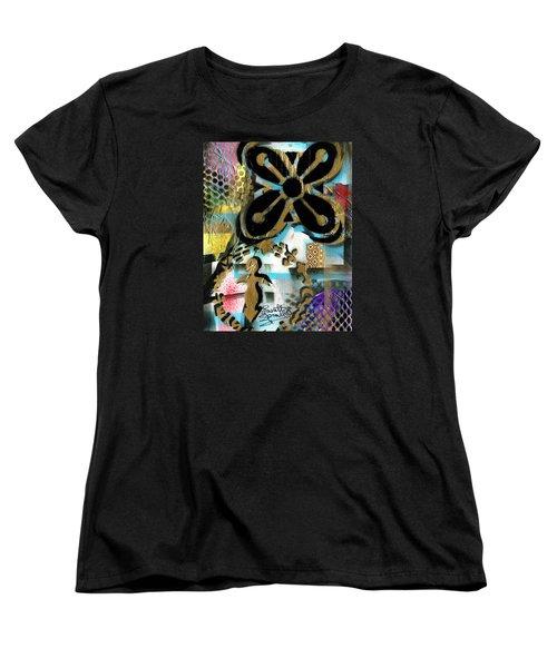 Abundance Women's T-Shirt (Standard Cut) by Everett Spruill