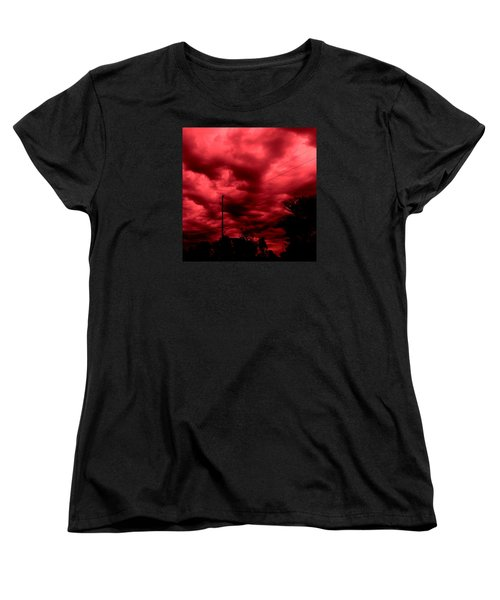 Abyss Of Passion Women's T-Shirt (Standard Cut) by Jeff Iverson