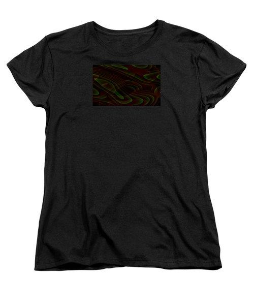 Adnir Women's T-Shirt (Standard Cut) by Jeff Iverson