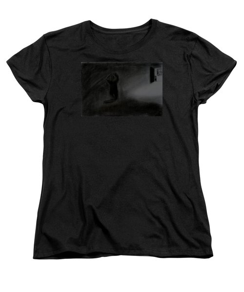 Agony Of The Outside World 1 Women's T-Shirt (Standard Cut) by Paulo Guimaraes