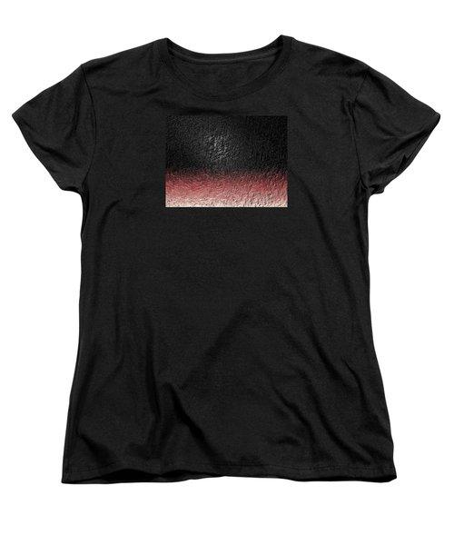 Women's T-Shirt (Standard Cut) featuring the digital art Akras by Jeff Iverson