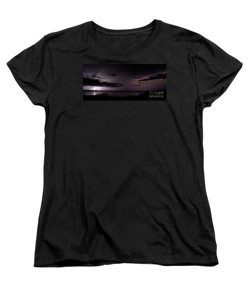 All Around Women's T-Shirt (Standard Cut) by Quinn Sedam