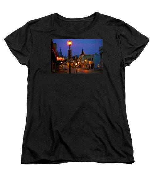 All Shined Up Women's T-Shirt (Standard Cut) by James  Meyer