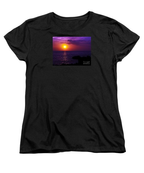 Aloha I Women's T-Shirt (Standard Cut) by Patricia Griffin Brett