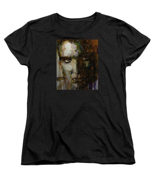 Always On My Mind Women's T-Shirt (Standard Cut) by Paul Lovering