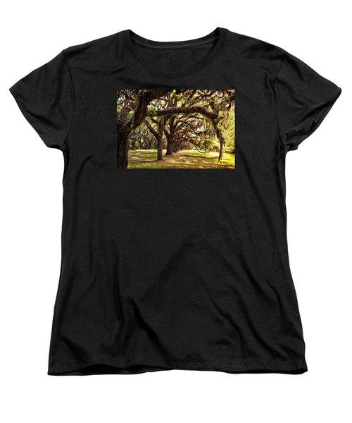 Amber Archway Women's T-Shirt (Standard Cut)