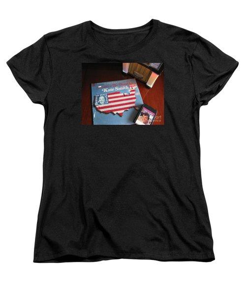 Women's T-Shirt (Standard Cut) featuring the photograph American Music by Michael Krek