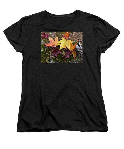 Autumn Women's T-Shirt (Standard Cut) by William Tanneberger