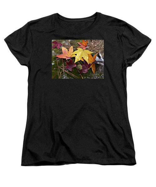 Autumn Women's T-Shirt (Standard Cut)
