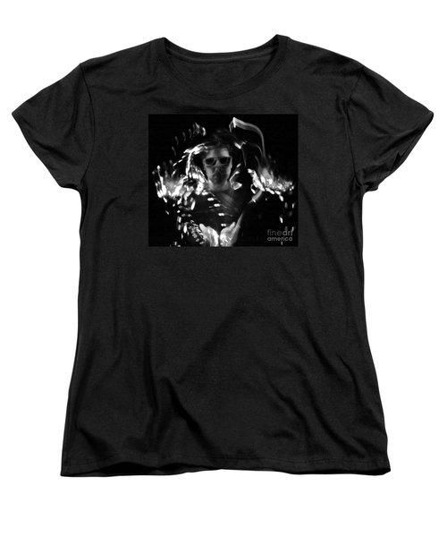 Women's T-Shirt (Standard Cut) featuring the photograph Amorfs by Xn Tyler