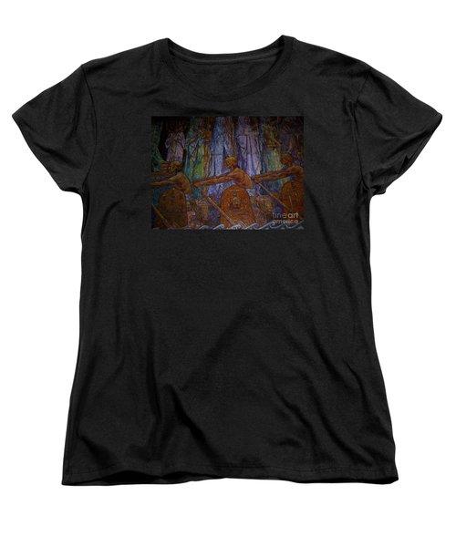 Women's T-Shirt (Standard Cut) featuring the photograph Ancestry by Michael Krek
