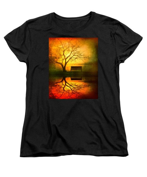 And I Will Wait For You Until The Sun Goes Down Women's T-Shirt (Standard Cut)