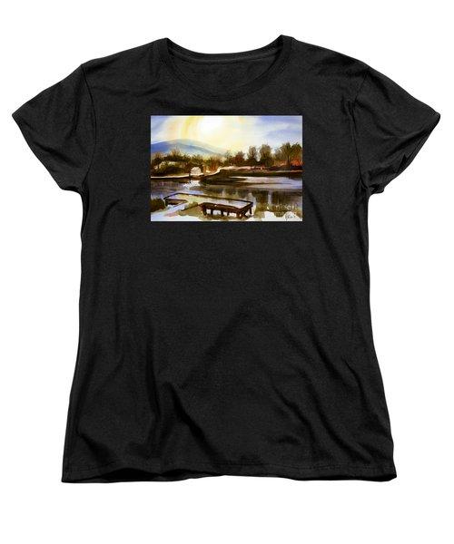 Approaching Dusk IIb Women's T-Shirt (Standard Cut) by Kip DeVore