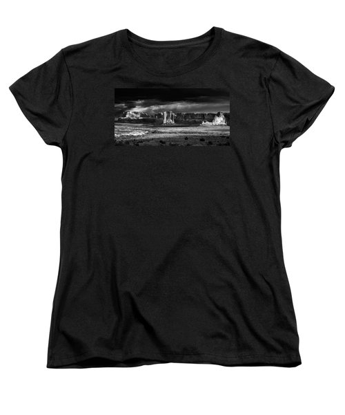 Arches Panorama Women's T-Shirt (Standard Cut) by John McArthur