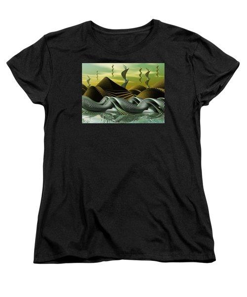 Artscape Women's T-Shirt (Standard Cut)