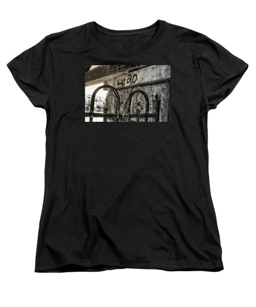 As Time Goes By Women's T-Shirt (Standard Cut) by Susan Capuano