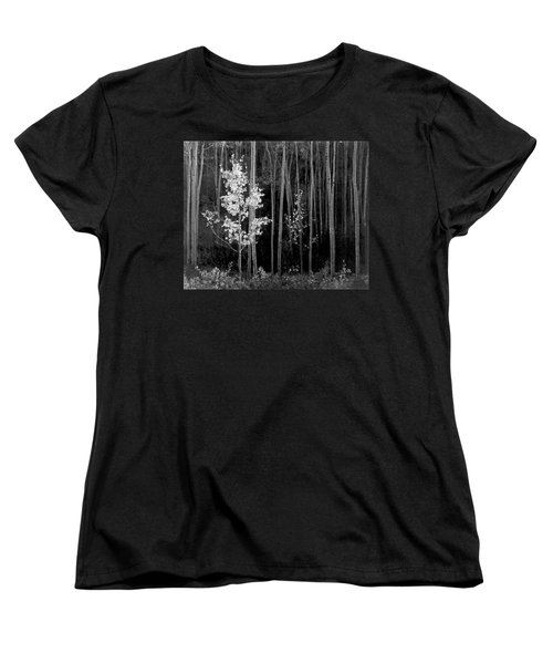 Aspens Northern New Mexico Women's T-Shirt (Standard Cut)