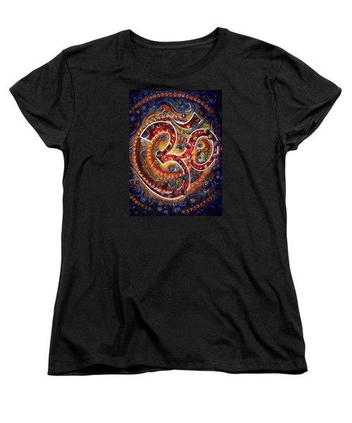 AUM Women's T-Shirt (Standard Cut)