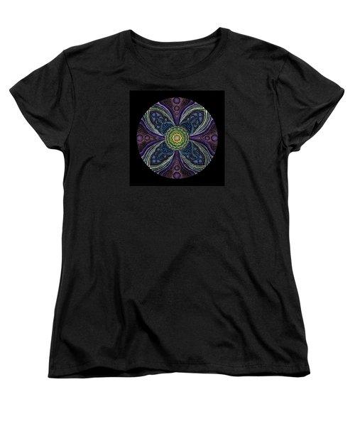 Awakening Women's T-Shirt (Standard Cut) by Keiko Katsuta