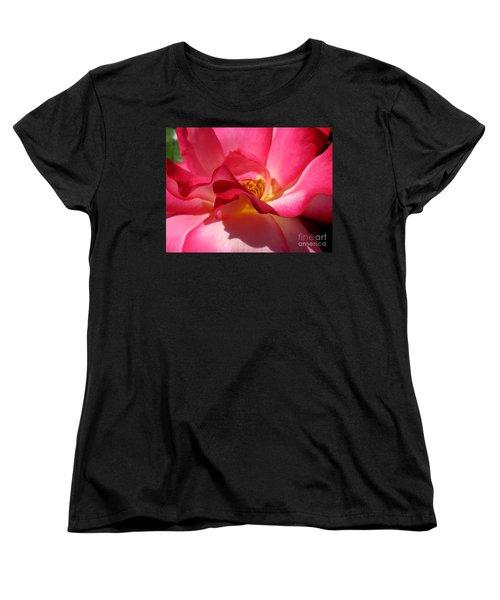 Awakening Women's T-Shirt (Standard Cut) by Patti Whitten